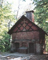 Kaplica na wzgórzu Św. Wojciecha